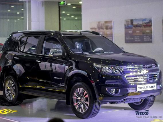 Đánh giá nhanh Chevrolet Trailblazer - Tân binh ấn tượng của phân khúc SUV 7 chỗ
