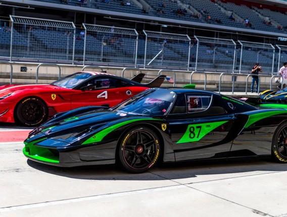 Nếu đủ giàu để làm thành viên của Ferrari Corse Clienti, bạn sẽ được lái các mẫu xe điên rồ này