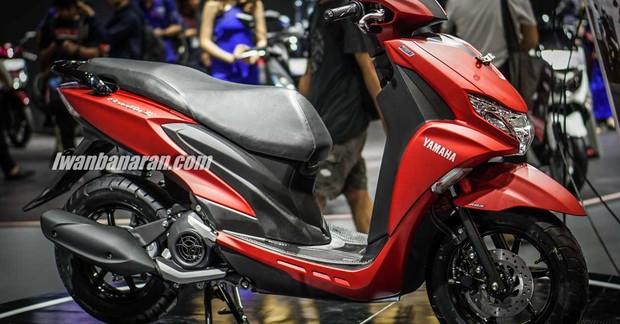 Đánh Giá Nhanh Xe Yamaha FreeGo 125: Đầu đẹp, đuôi Xấu
