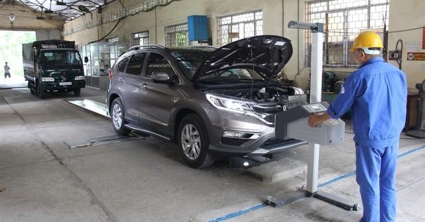 Phí đăng kiểm xe ô tô mới nhất theo quy định hiện nay