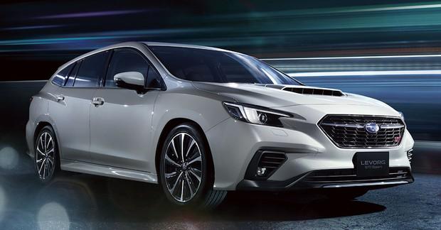 """Subaru Levorg thế hệ mới giành giải thưởng """"Xe Nhật Bản ..."""