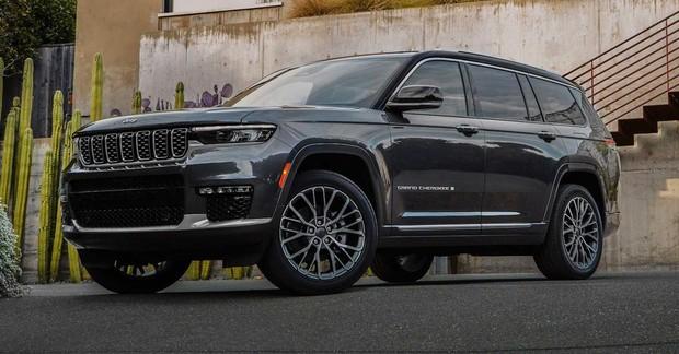 Đánh giá nhanh Jeep Grand Cherokee L 2021: SUV 3 hàng ghế ...
