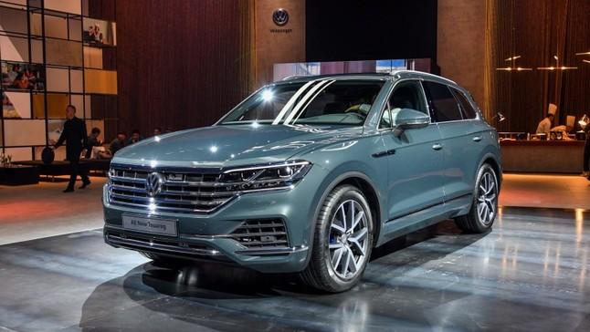 Đánh giá nhanh Volkswagen Touareg 2019 - Crossover tràn ngập công nghệ, tiệm cận xe sang