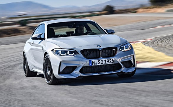 """Đánh giá nhanh BMW M2 Competition 2018: Động cơ mạnh mẽ, thiết kế """"cơ bắp"""""""