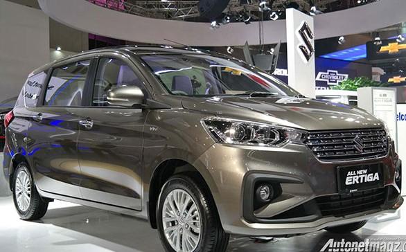 Đánh giá nhanh Suzuki Ertiga 2018 - đối thủ của Toyota Innova