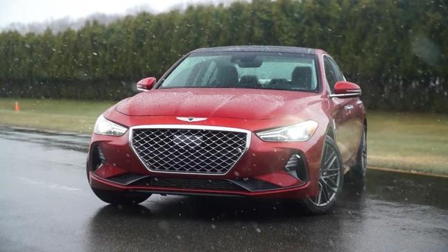"""Đánh giá nhanh Genesis G70 2019: Xe sang đẹp mã và giá """"mềm"""" nên mua"""