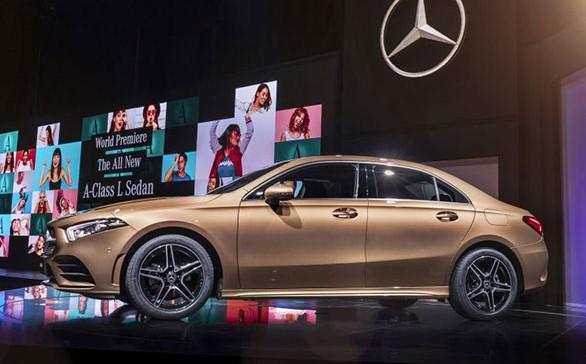 Đánh giá nhanh Mercedes-Benz A-Class L Sedan 2018 mới ra mắt tại Trung Quốc