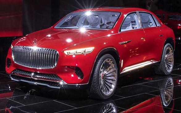 Đánh giá nhanh Vision Mercedes-Maybach Ultimate Luxury: Xe sang đỉnh cao