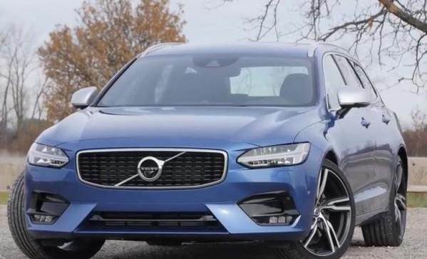 Đánh giá xe Volvo V90 2018: Mẫu station wagon hoàn hảo, đủ sức thay thế SUV