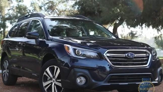 Đánh giá Subaru Outback 2018: Mẫu wagon gần như không có gì đáng chê