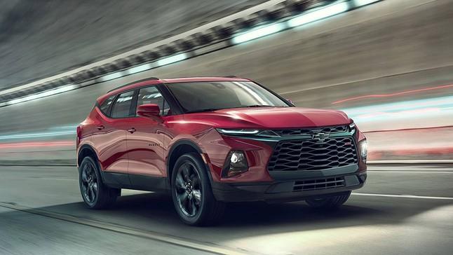 Đánh giá nhanh Chevrolet Blazer 2019: Crossover cỡ trung 5 chỗ mới
