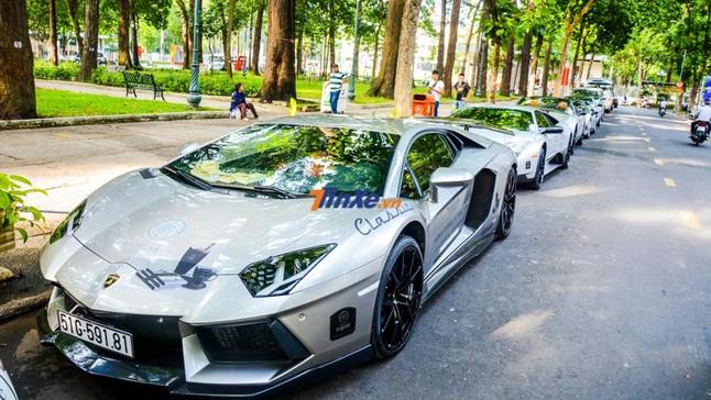 Đánh giá nhanh Lamborghini Aventador độ DMC độc nhất Việt Nam của ông chủ Trung Nguyên