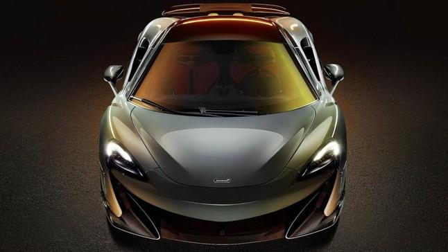 """Đánh giá nhanh McLaren 600LT: """"Cơn ác mộng"""" mới của Ferrari"""