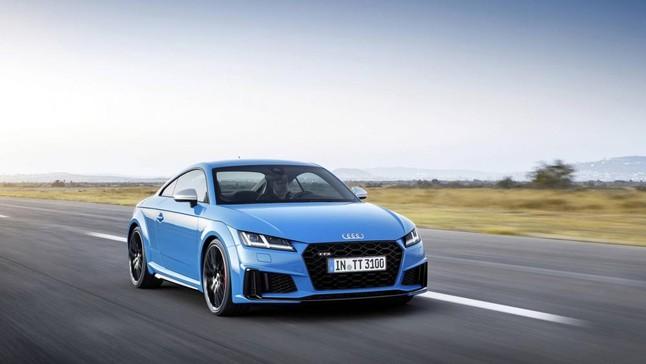 Đánh giá nhanh Audi TT 2019: Trang bị tốt ngay từ bản tiêu chuẩn, thêm động cơ mới