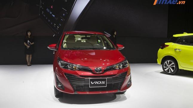 Đánh giá nhanh Toyota Vios 1.5G 2018: Trang bị tốt nhất từ trước đến nay