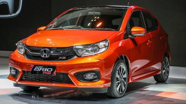 Đánh giá nhanh xe giá rẻ Honda Brio 2018: Đối thủ của Kia Morning