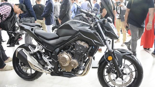 Xe CB500F 2020: Giá xe Honda CB500F mới nhất tháng 6/2020