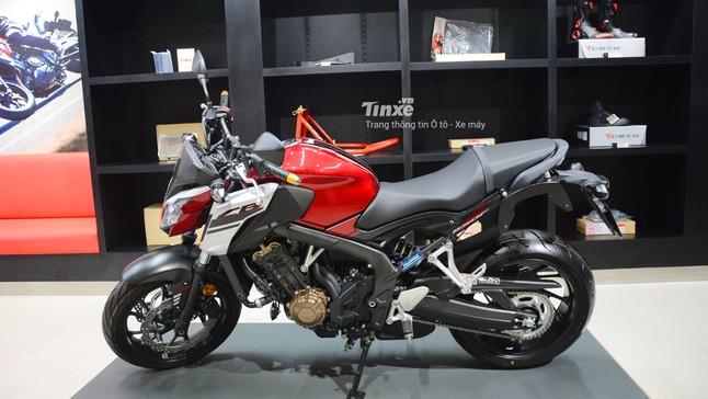 Honda CB650F 2020: Cập nhật giá xe CB650F mới nhất tháng 6/2020