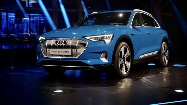 """Đánh giá nhanh Audi e-tron: Hiện đại nhưng không """"hại điện"""""""