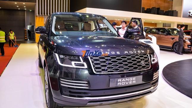 """Range Rover Autobiography LWB 2018 có gì """"hot"""" khiến khách Việt bỏ ra hơn 10 tỷ đồng để mua?"""