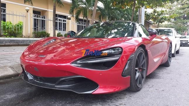 Đánh giá nhanh siêu phẩm McLaren 720S thứ 2 tại Việt Nam: Cơn cuồng phong nhà McLaren