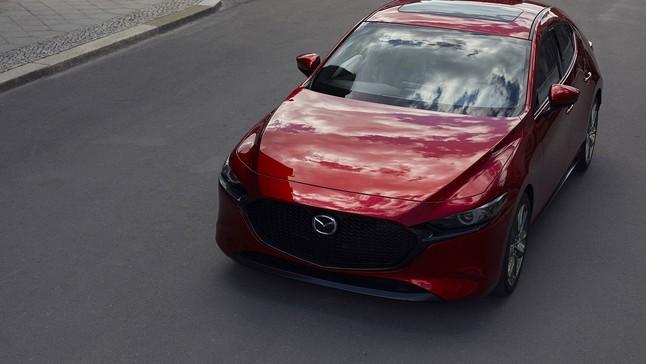 Cảm nhận Mazda3 2019: Ngoại thất đẹp long lanh, nội thất tối giản