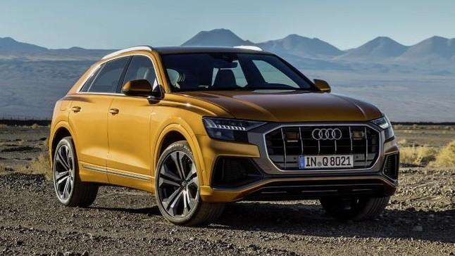 Đánh giá Audi Q8 2019 bản châu Âu: Nội-ngoại thất đẹp, dáng thể thao, lái êm chứ không đã