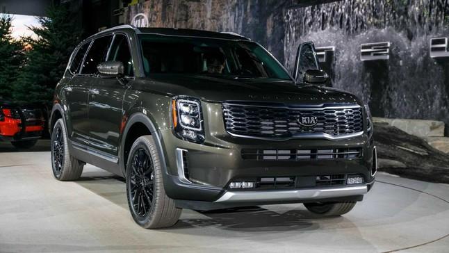 Đánh giá nhanh Kia Telluride 2020: SUV 8 chỗ hoàn toàn mới, cạnh tranh Ford Explorer