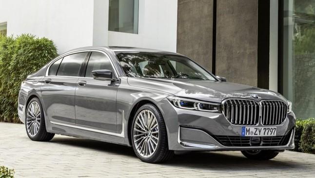 Cảm nhận nhanh BMW 7-Series 2020: Xe sang có thiết kế ngoại thất táo bạo