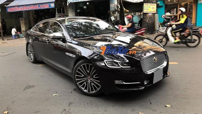 Đánh giá nhanh Jaguar XJ Ultimate độc nhất vô nhị tại thị trường Việt Nam của chồng Diệp Lâm Anh