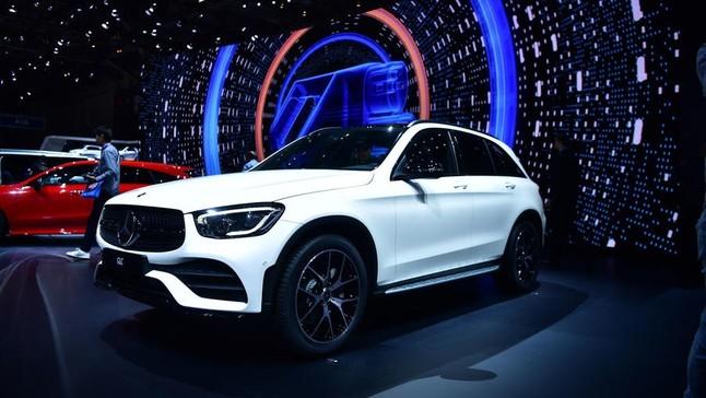 Đánh giá nhanh Mercedes-Benz GLC 2020 sẽ về Việt Nam trong tương lai