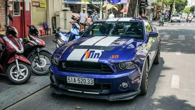 """Đánh giá nhanh Ford Mustang Shelby GT500 - """"Ngựa hoang"""" mạnh nhất Việt Nam"""