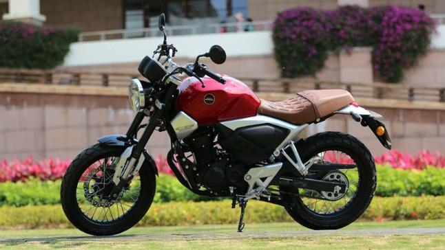 Đánh giá nhanh Honda CB190SS: Tân hoài cổ, đẹp, hoàn thiện chưa tốt