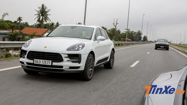 Đánh giá nhanh Porsche Macan S 2019 giá gần 4,6 tỷ đồng tại Việt Nam