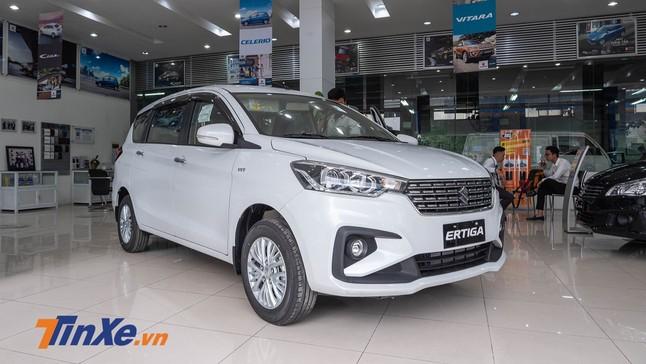"""""""Soi"""" Suzuki Ertiga 2019 sắp ra mắt Việt Nam, sẵn sàng đối đầu Mitsubishi Xpander"""