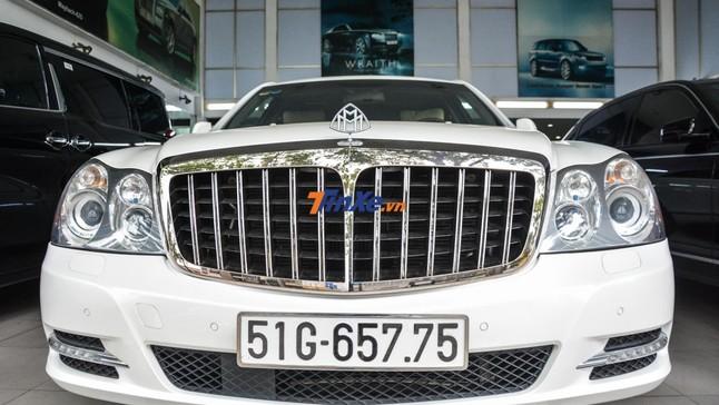 Đánh giá nhanh Maybach 57S Facelift độc nhất vô nhị tại Việt Nam - Chặng đường về nước đầy gian nan