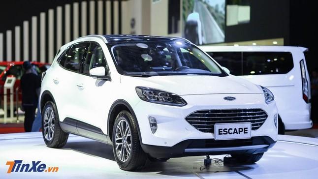 Triển lãm VMS 2019: Ford Escape 2020 chính thức ra mắt Việt Nam, lắp ráp trong nước, bán vào năm sau