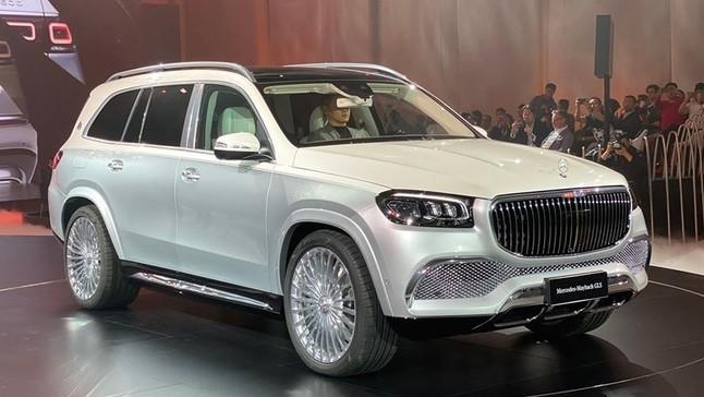 """Mercedes-Maybach GLS 2020 trình làng, được ví như """"S-Class của phân khúc SUV"""""""