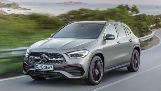 """Đánh giá nhanh Mercedes-Benz GLA 2021: SUV sang """"nhỏ mà có võ"""""""