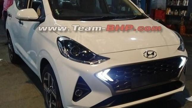 Hyundai Aura 2020 - phiên bản sedan của Grand i10 - xuất hiện tại đại lý, lần đầu lộ nội thất