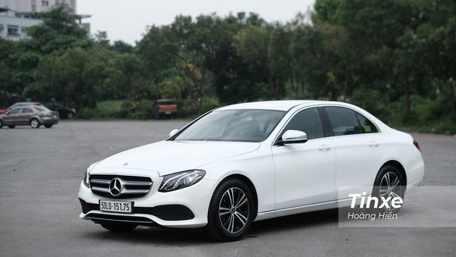 Đánh giá Mercedes E180 - Xe sang giá rẻ nhưng đậm chất Đức