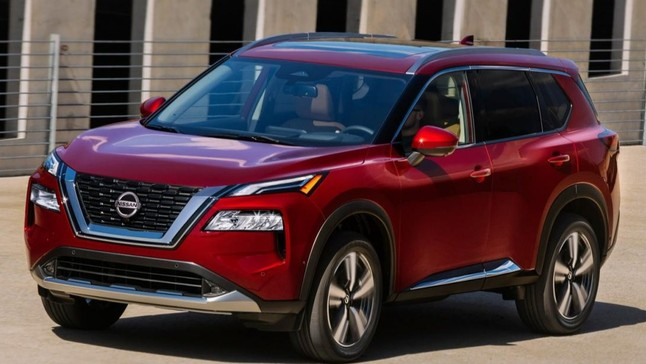 Đánh giá nhanh Nissan X-Trail 2021: Thiết kế thể thao hơn, nội thất rộng rãi hơn và động cơ mạnh hơn