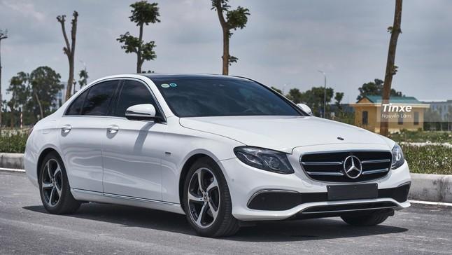 """Mua Mercedes-Benz E 200 Sport 2019 chạy chơi gần 1 năm rồi """"lướt"""", chủ xe mất tới gần 400 triệu đồng"""
