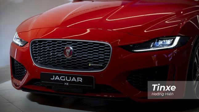 Đánh giá nhanh Jaguar XE 2020: Sedan thể thao mạnh mẽ nhất phân khúc