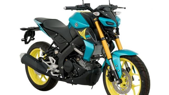 Yamaha MT-15 2020 bổ sung màu xanh ngọc lam cực đẹp