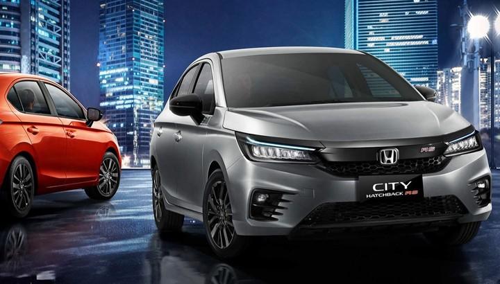 Honda City Hatchback 2021 tiếp tục ra mắt Đông Nam Á, không có động cơ tăng áp 1.0L