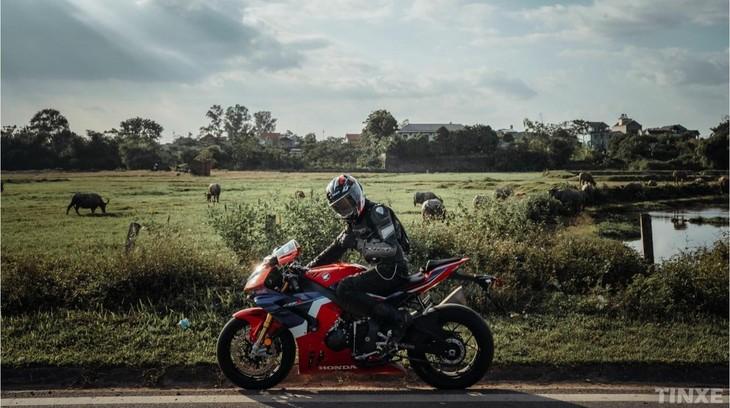 Video: Trải nghiệm cung đường Hà Nội - Tam Đảo cùng Honda CBR1000RR-R Fireblade SP trị giá 1,049 tỷ tại Việt Nam
