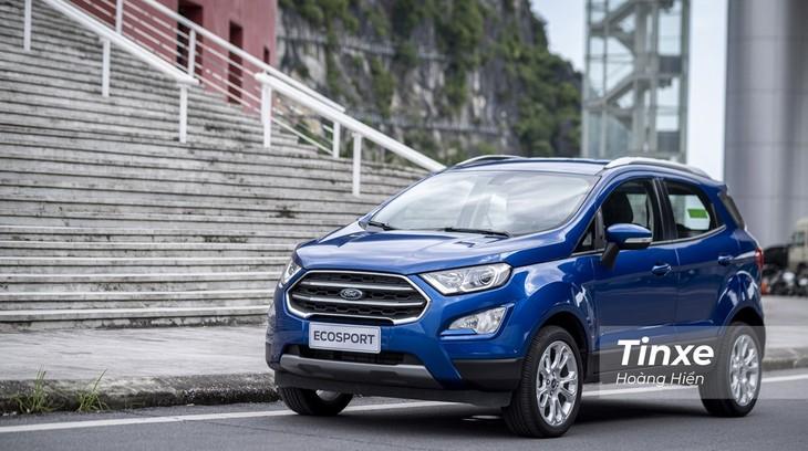 Video: Khám phá Ford Ecosport 2020, nâng cấp nhẹ liệu có đáng tiền?