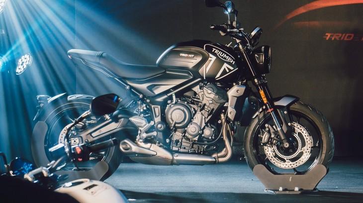 Video: Trải nghiệm Triumph Trident 660 - Tân binh naked bike mạnh mẽ và hấp dẫn tại Việt Nam