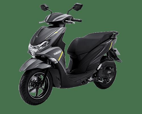 Yamaha FreeGO 2021 Đặc biệt đen